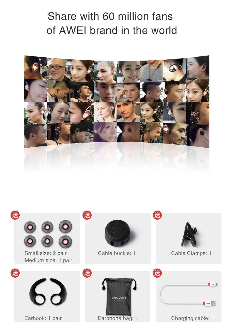 AWEI A920BLS Bluetooth Headphone Wireless Earphone Sport Headset Waterproof Earbuds AWEI A920BLS Bluetooth earbuds HTB1CKVZRpXXXXbsaXXXq6xXFXXX0