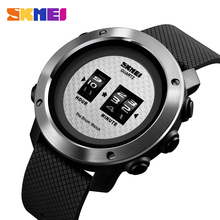 SKMEI Fashion Watches Men Luxury Creative Chronograph Clock Sports Drum Waterproof Watch Relogio Masculino 1486