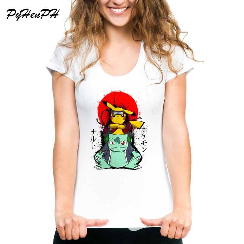 bde370212f1a Galeria de t shirt pokemon woman por Atacado - Compre Lotes de t shirt  pokemon woman a Preços Baixos em Aliexpress.com