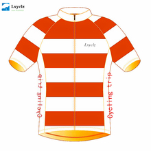Sublimation Printing Lxyclz Cycling Jersey Best 2019 Pro Polyester Bike Wear Summer Men Quick Dry Top Bicycle Shirt