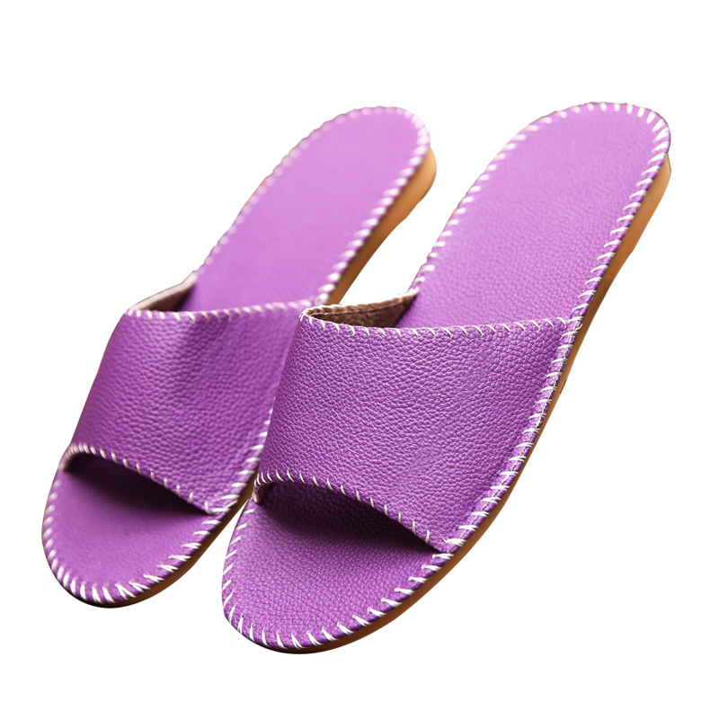 Online Get Cheap Leather Bedroom Slippers -Aliexpress.com ...