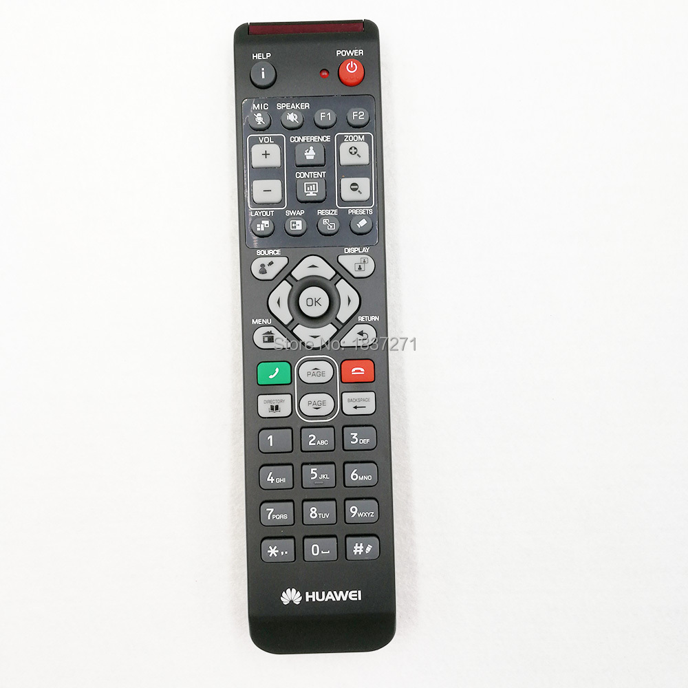 Original Remote Control for all huawei 8033 8036 8039 9030 9035A 9039S 9039 TE30 TE40 TE50 TE60 TE80 Video Conference Terminal стоимость