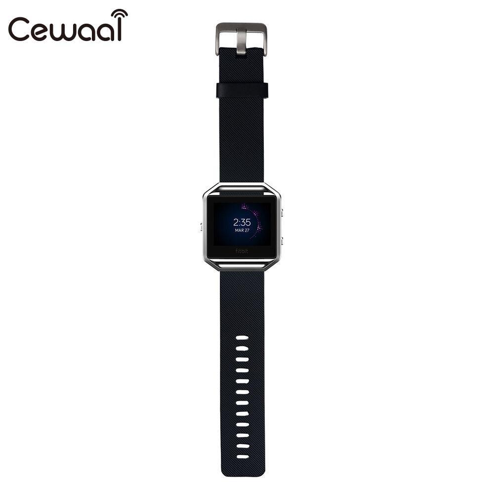 Ремешок для часов маленький ремешок для часов TPE замена Смарт-часы поставки Fitbit Blaze