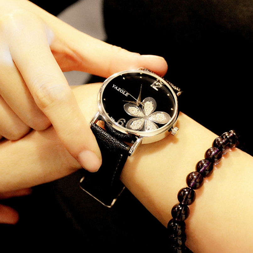 YAZOLE Women Wrist Watch Top Luxury Famous Wristwatch Male Clock Quartz Watch Hodinky Quartz Watch Relogio Masculino s1
