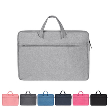 Buy Portable Laptop Bag Men for Macbook Air Pro 11.6 12.5 13.3 14.1 15.4 15.6 Laptop Notebook Briefcase Cases directly from merchant!