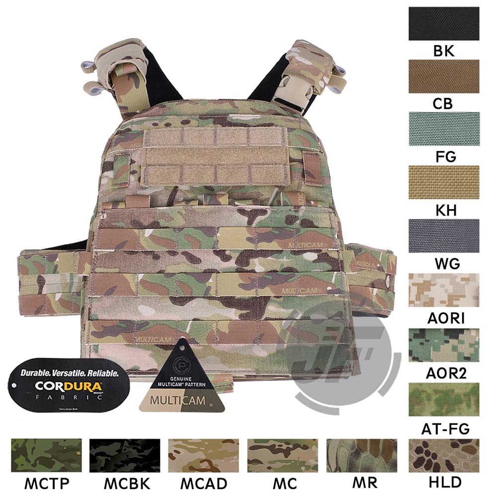 Emerson gilet adaptatif tactique AVS plaque porteur EmersonGear armure corporelle AVS harnais + plaque poche ensemble + rabat avant MOLLE