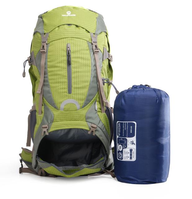 Professional Climb backpack TravelTrekking Rucksack Camp Equipment Hike Gear 50L 60L For Men And Women