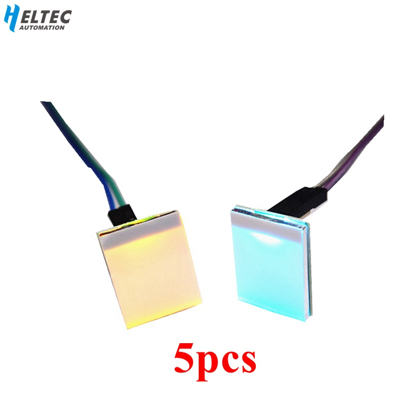 5PCS Colorful  2.7V-6V Capacitive Touch Switch Module Strong Anti-interference HTTM-SCC