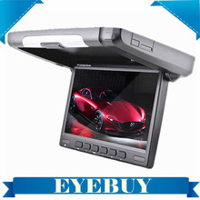 10 2 HD LCD Car Flip Down Monitor Overhead drop Auto Flip Down wide screen Monitor