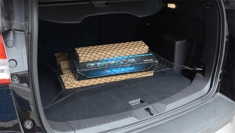 Пол стиль багажник автомобиля Грузовой Сети подходит для GMC Acadia Envoy Suburban Terrain Yukon Chevrolet Captiva CRUZE Opel mokka Ford focus