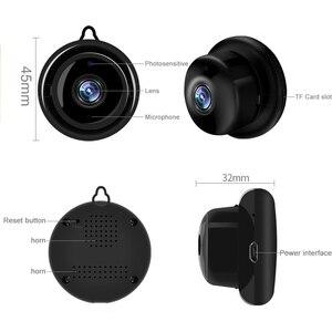 Image 3 - Wireless Mini WiFi Kamera 1080P HD IR Nacht Vision Micro Kamera Home Security Ip kamera CCTV Motion Erkennung Baby monitor