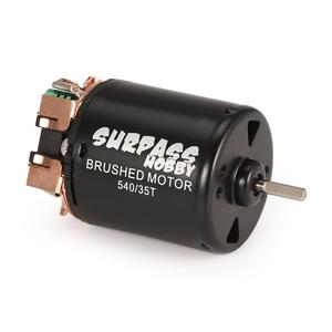 Image 4 - SURPASS HOOBBY 540 35T Brushed Motor 3.175mm Shaft for 1/10 RC Off road Racing Car Vehicle Part Accessories