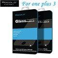 Mocolo marca oneplus 3/oneplus 3 oneplus tres vidrio templado protector de pantalla de 3 t/3 t plus one 3/3 t opg teléfono envío gratis