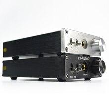 Fx-Audio Feixiang DAC-X6 Fever HiFi Amp USB Fiber Coaxial Digital Audio Decoder DAC 24BIT/192 12V Amplifiers Home Amp
