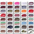 Buy2 Get 20% OFF) 22mm Wholesale Stripe Cambo Solid Watch 22 mm Army Military nato fabric Nylon watchbands Strap Bands Buckle