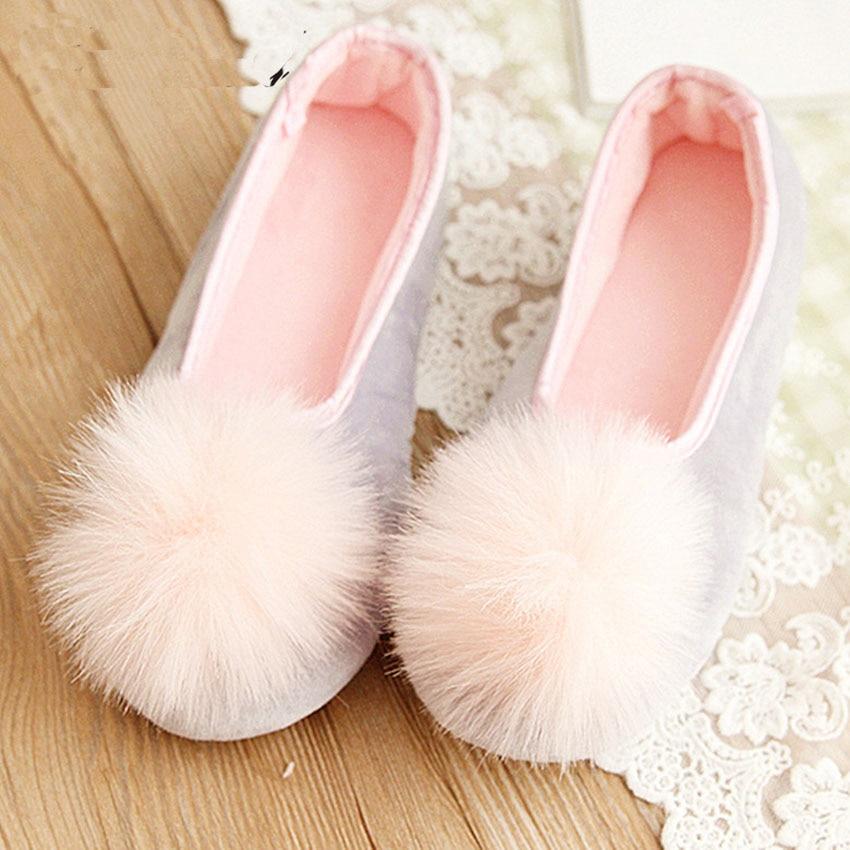 2019 heißer Verkauf Frauen Indoor Schuhe Hause Hausschuhe Frühling - Damenschuhe - Foto 6