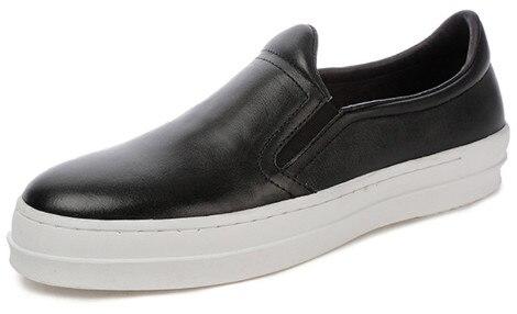 Men's business dress shoes men's fashion breathable shoes England a pedal set foot casual shoes