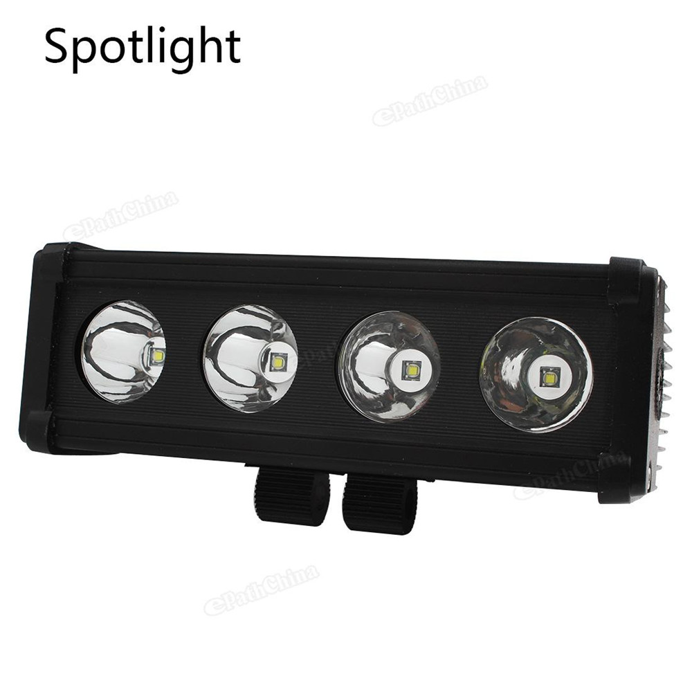 Waterproof 7 Inch 12V 24V 3000LM 40W LED Car Work Light for Truck 4x4 SUV ATV