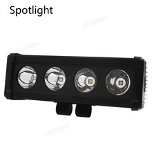 Waterproof 7 Inch 12V/24V 3000LM 40W  LED Car Work Light for Truck /4×4  / SUV / ATV / OffRoad / Car / Motorcycle / Boat