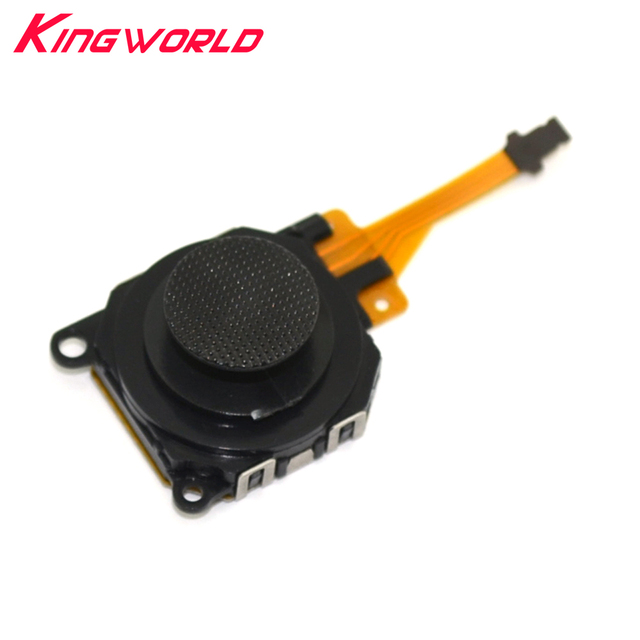 Black 3D Analog Joystick Stick Button Sensor Module for Sony for PSP 3000 PSP3000 Replacement Part