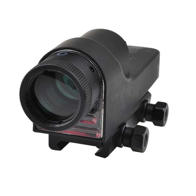 SEIGNEER Tactical Holographic Rifle Scope 1X24 Reflex Red Dot scope RX06:Reflex Triangle ReticleSEIGNEER Tactical Holographic Rifle Scope 1X24 Reflex Red Dot scope RX06:Reflex Triangle Reticle