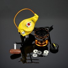 Powerful Metal Fishing Reel