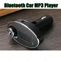 Car Bluetooth FM Transmitter Kit MP3 PlayerModulator Handsfree LCD with Dual USB Charger
