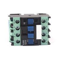 CJX2-1210 LC1 контактор переменного тока 110 В ac 12A 50 Гц/60 Гц оригинальная lc1-D1210 12 В 24 В 36 В 48 В 110 V 220 V 380 В