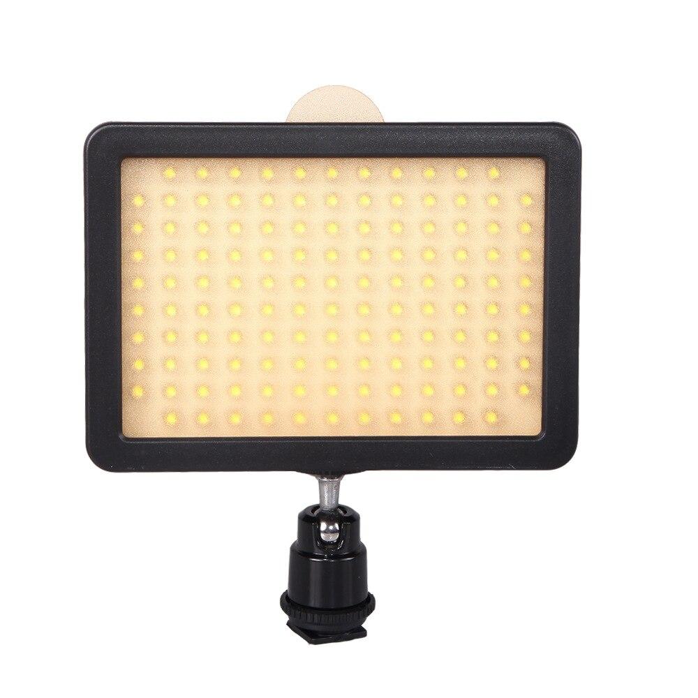W126 5600K профессиональный светодиодный светильник для камеры Освещение телевидение Свадебные Новости Интервью освещение студийное освещени