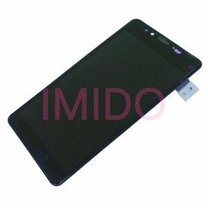 Image 3 - Para Nokia Lumia 950 RM 1104 RM 1118 Display LCD + Touch Screen Digitador Assembléia + Substituição do Quadro Peças