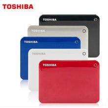 Toshiba HDD Disco Duro Externo 1TB 2TB 3TB 4TB HDD 2.5 External Hard Drive 1 TB