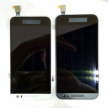 For HTC Desire 616 Desire 616W LCD Display digitizer touch Screen With Assemblely Frame
