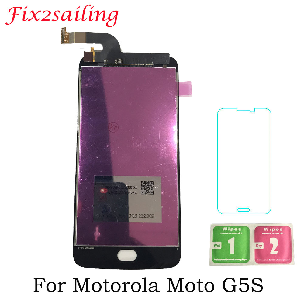 5.2 IPS LCD For Motorola Moto G5S LCD Display XT1793 XT1794 XT1792 Touch Screen LCD Digitizer Replacement Top Quality Display 5.2 IPS LCD For Motorola Moto G5S LCD Display XT1793 XT1794 XT1792 Touch Screen LCD Digitizer Replacement Top Quality Display