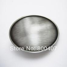 Retail vintage clásico Oval Blank Belt Buckle fábrica entrega rápida  directa Envío GRATIS también en nosotros 6a76afa947f9
