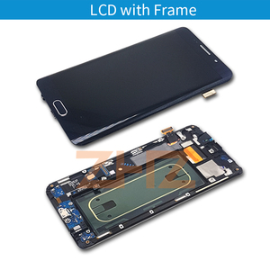 "Image 5 - עבור סמסונג גלקסי S6 קצה בתוספת G928 G928F LCD תצוגת מסך מגע עצרת עבור 5.7 ""SAMSUNG S6 קצה בתוספת LCD"