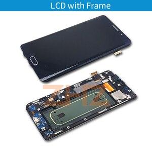 """Image 5 - ЖК дисплей для Samsung Galaxy S6 Edge Plus G928 G928F, сенсорный экран в сборе, сменные детали для 5,7 """"SAMSUNG S6 Edge Plus, ЖК дисплей"""