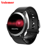 Z03 Smart Watch ECG+PPG Heart Rate Blood Pressure Fitness Tracker Watch IP68 Waterproof Smartwatch for Android IOS Phone VS N58