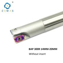 BAP 300R 14 مللي متر 15 مللي متر 15.6 مللي متر 16 مللي متر 19 مللي متر 20 مللي متر 2T حامل الطحن 300R C14 C20 شانك ل APMT1135 ادراج الطحن أداة قاطع المخرطة