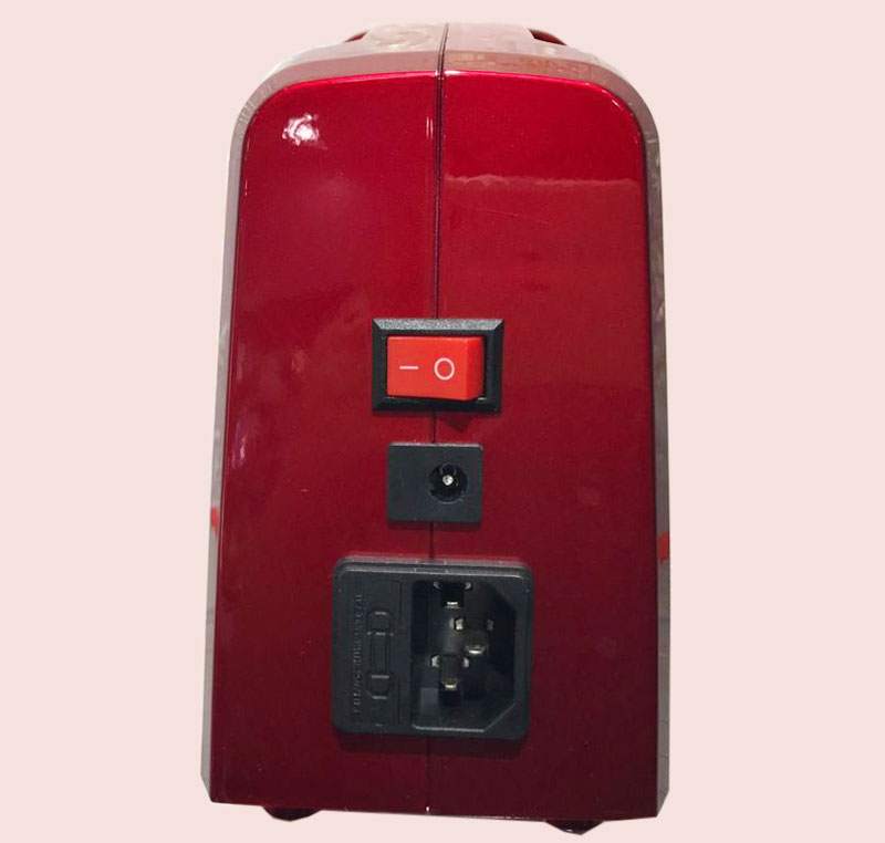 65W 35000RPM Էլեկտրական եղունգների փորված - Մանիկյուր - Լուսանկար 6