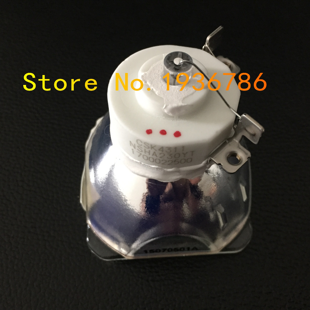 Replacement Projector Original NSHA230W Lamp For SANYO 610-349-0847 / 610-350-2892 / POA-LMP141 / 610 350 2892/POA-LMP140 brand new replacement projector bare bulb poa lmp140 610 350 2892 for prm30 3pcs lot