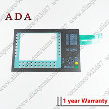 Keypad-Switch Membrane Keyboard for 6AV6644-0BA01-2AX1 MP377 12-