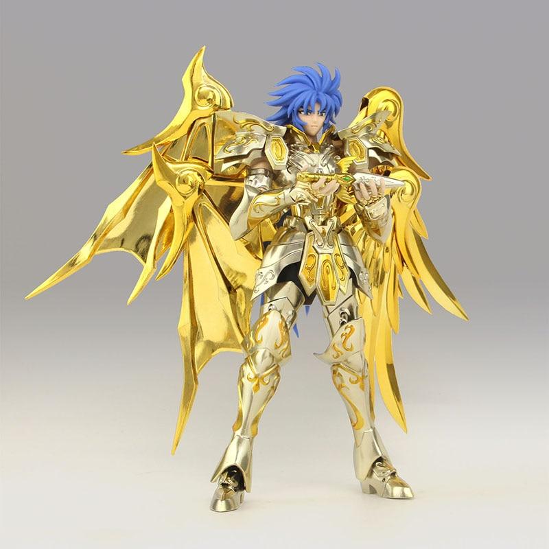 18cm Great toys GT Gemini saga soul of gold Myth Cloth SOG EX god Cavaleiros do Zodiaco Saint Seiya action figure collection toy saint seiya legend of sanctuary saga cosplay costume