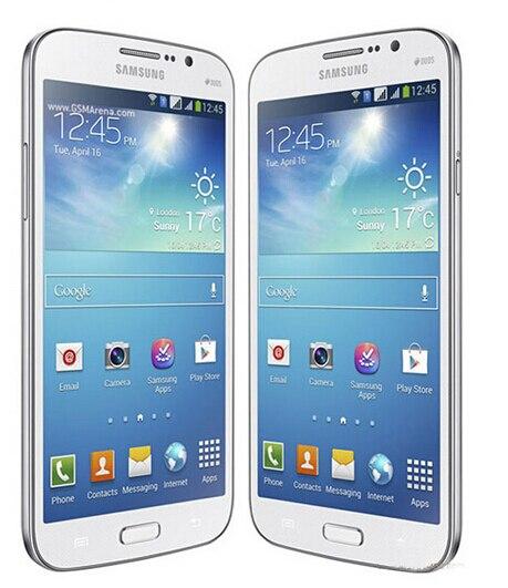 I9152 оригинальный samsung Galaxy Mega 5,8 I9152 мобильный телефон 8 г Встроенная память 1,5 г Оперативная память двухъядерный Бесплатная доставка