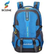 50L  New design spring waterproof nylon School backpacks for teenagers men travel bag packs rucksack sport bags mochila D33