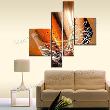 100% Handmade  Large Wall Art On Canvas High Quality Home Decoration Modern Abstract Oil Painting Wall Pictures For Living Room