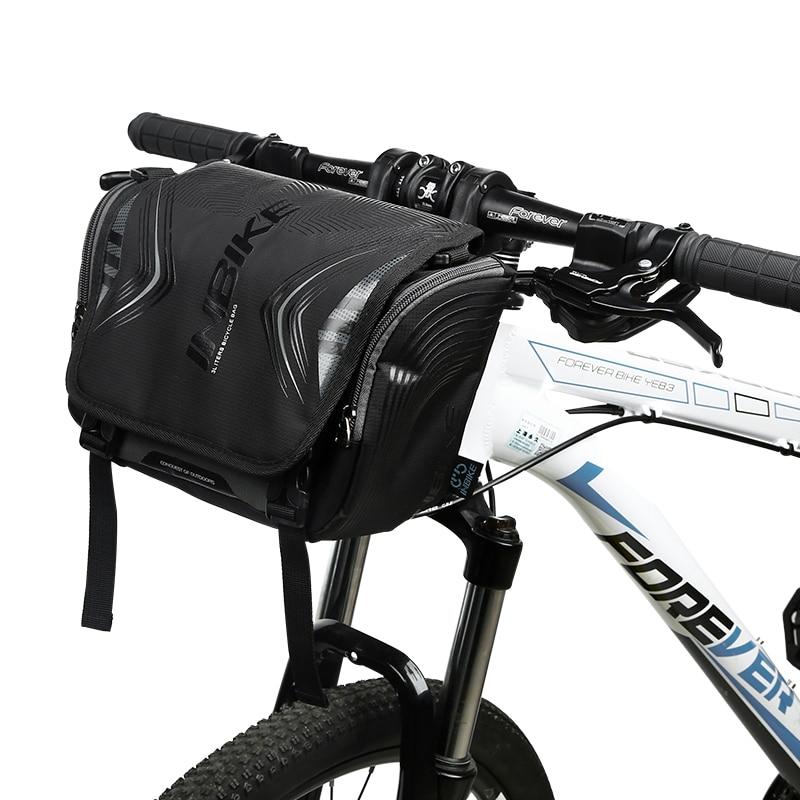 Inbike Waterproof Large Capacity Bicycle Front Bag Bike