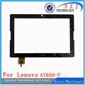 Novo 10.1 ''polegadas Para Lenovo Tab A10-70 A7600-F A7600-H Painel Touch Screen Digitador de Vidro Reparação Peças de Reposição Frete grátis