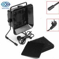 1 st 30 W 220 V Desktop Soldeer Rook Absorber Extractor Luchtfilter Fan + 3 stks Carbon Filter spons
