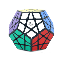 цена на magico  megaminx magic cube skew cube stickerless speed professional 12 sides puzzle cube Toy Educational Toy For Children
