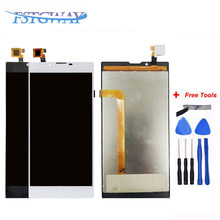 For Archos 55 platinum LCD Display+Touch Screen Digitizer Assembly Replacement(China)